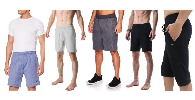 Best Yoga Shorts For Men