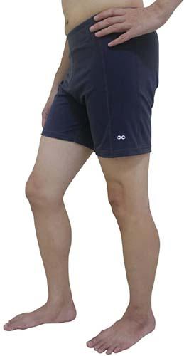 Men Yoga Stretchable Short Pant