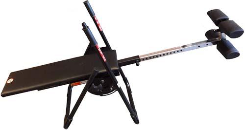 Mastercare Back-A-Traction, Model Mini-Mini Inversion Table
