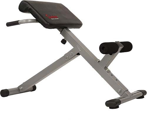 Sunny Health & Fitness SF-BH6629 45 Degree Hyperextension