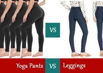 Yoga Pants vs Leggings